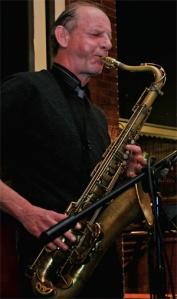 Munch Manship, jazz saxophonist